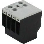 Opzetblok tbv relais K&M kachelcontact